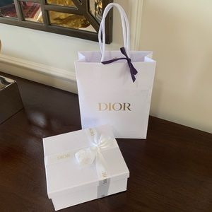Dior Gift Bag Set